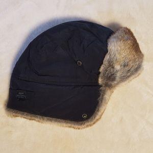 Barts winter faux fur hat